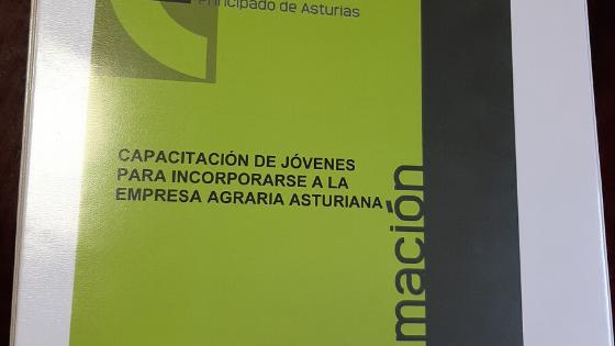Curso Incorporación de Jóvenes a la Empresa Agraria Asturiana